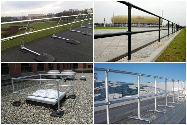 Safety Railing Solutions for Diverse Environments