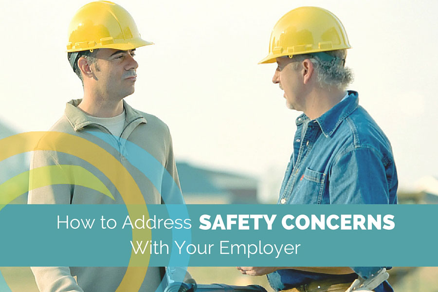 Safety Concerns at Employment