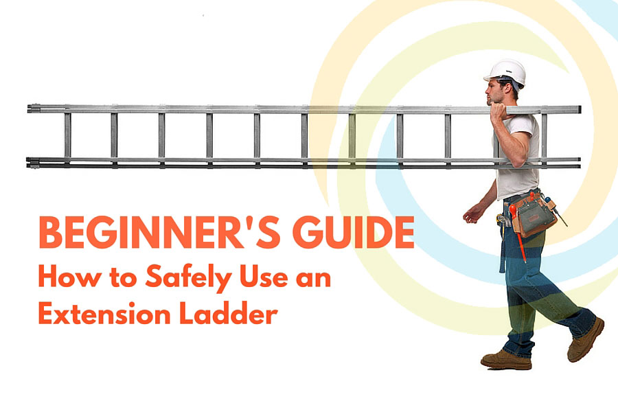 Beginner's Guide: How to Safely Use an Extension Ladder