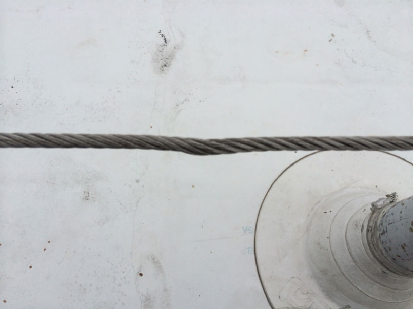 Inspecting and Maintaining your Horizontal Lifeline - Fall ...