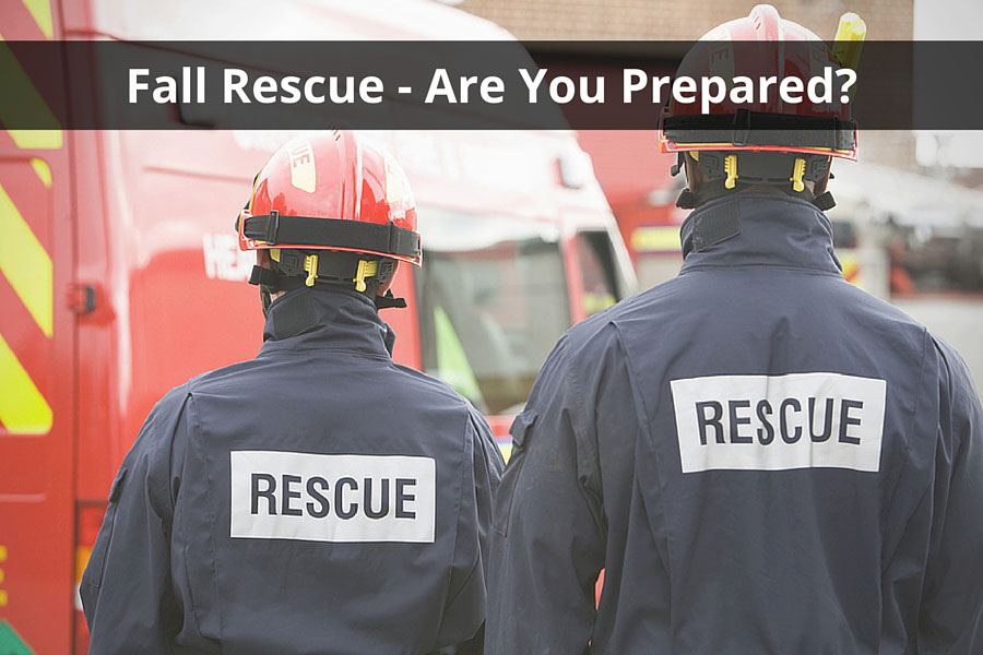 Fall Rescue- Are You Prepared