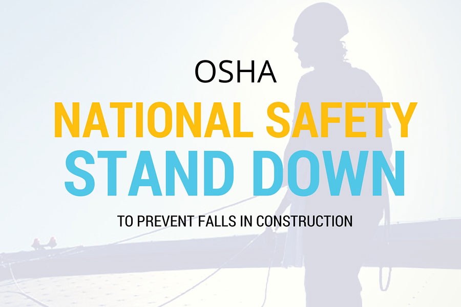 National Safety Stand Down