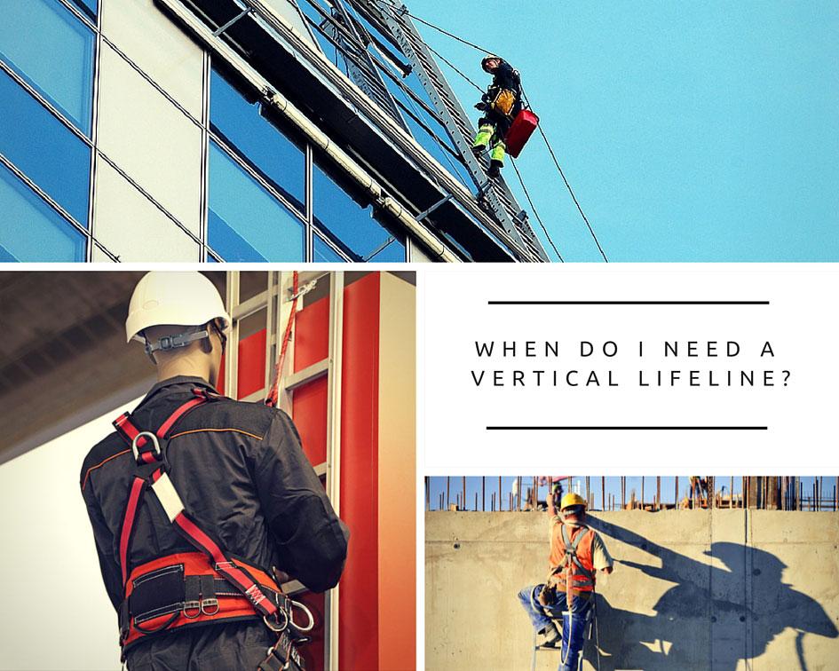 When Do I Need a Vertical Lifeline