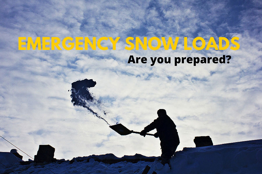 Emergency Snow Loads – Are You Prepared?