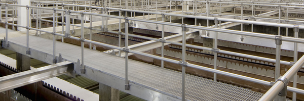 Catwalk Guardrail and Fall Protection