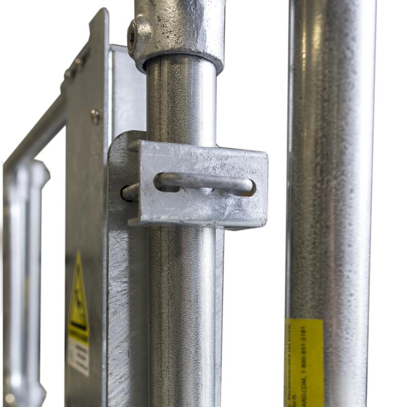 Safety Gate Attachment Bracket