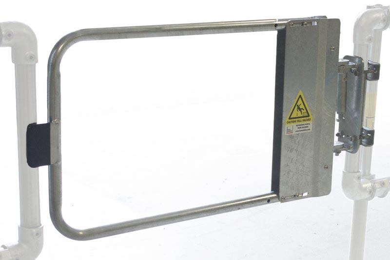 Osha Compliant Industrial Safety Gate