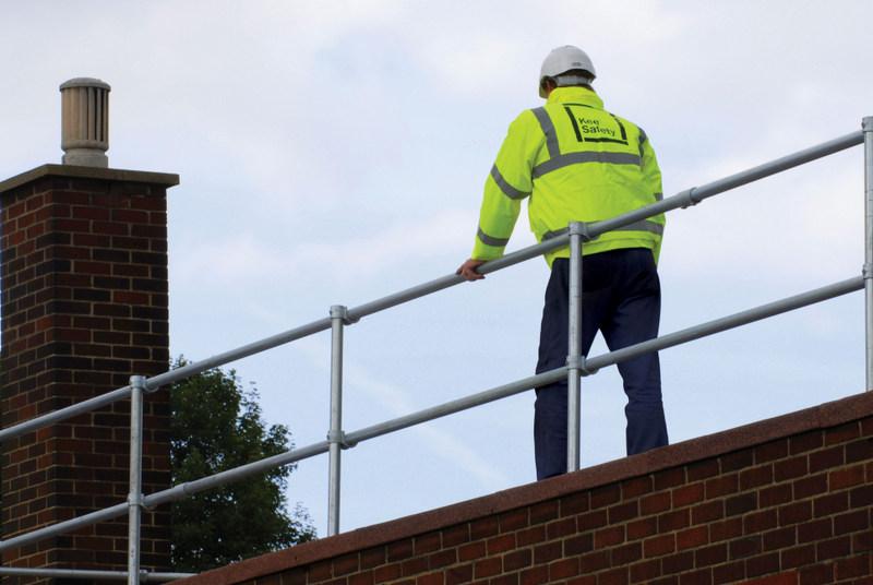 Quailty Rooftop Guardrail