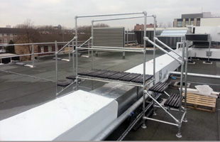Crossover Platform - Roof Height