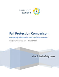 Downloadable PDF - Rooftop Fall Protection - Comparison