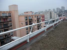 Parapet Guardrail