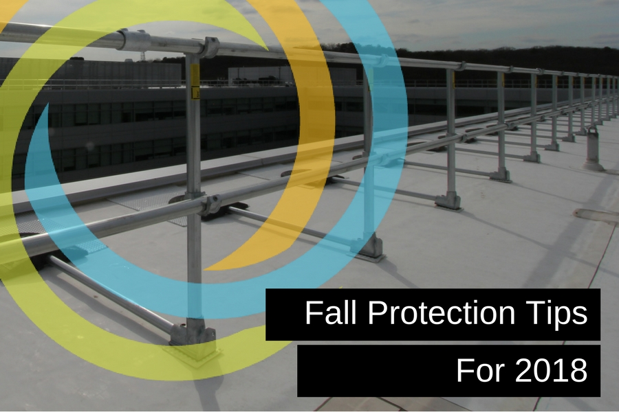 Fall Protection Tips for 2018