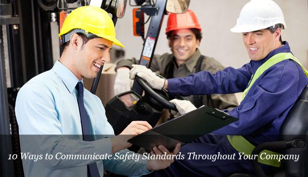 Workplace Safety Communication
