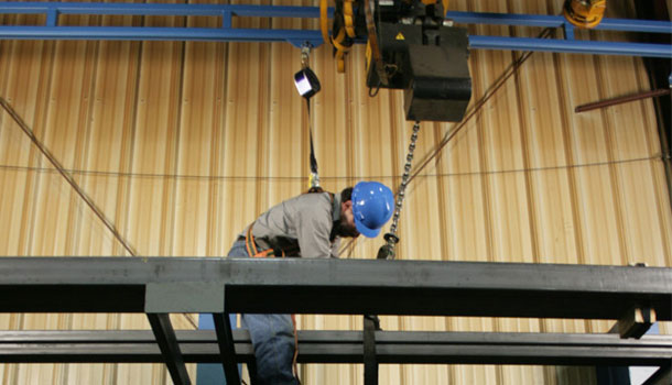 How To Safely Use A Retractable Lanyard Fall Protection Blog