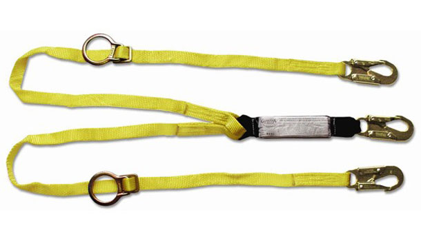 Double Tie Off Lanyards