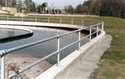 Municipal and Water Treatment Guardrail