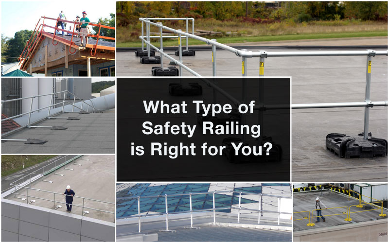 What Type of Railing is Right for You?