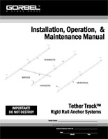 Tether Track Manual