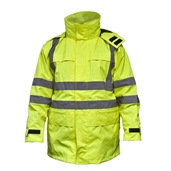 Class 3 High Visibility Jacket
