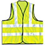 High Visibility Safety Vest, Class 2