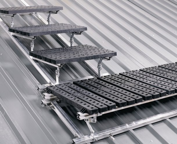 Innovative New Rooftop Walkway System Fall Protection Blog