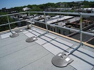 Rooftop Solar Installations Increased Fall Hazard Fall