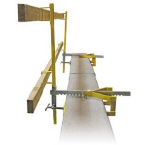 Guardrail for the Construction Industry