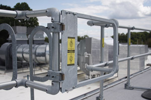 Integrated Safety Gates