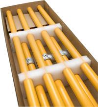 Kwik Kit Preassembled Safety Rail Kits