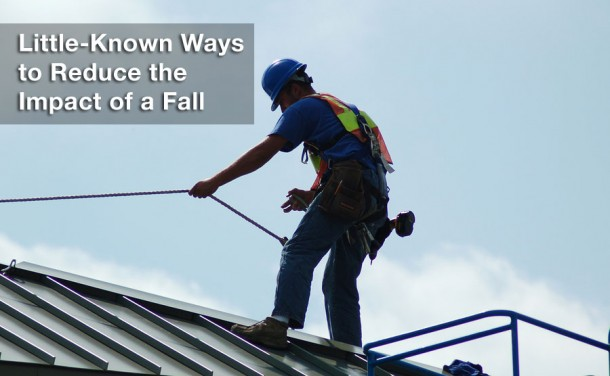 Little-Known Ways to Reduce the Impact of a Fall