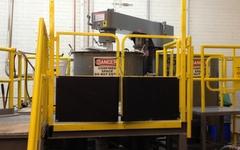Work Platform Pallet Gate