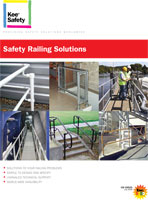 Safety Railing Solutions Catalog