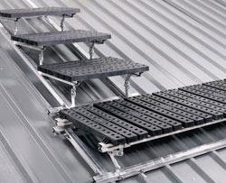 Traverse Walkway Configuration - Rooftop Walkway